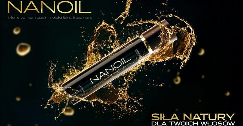 właściwości olejku Nanoil do włosów średnioporowatych
